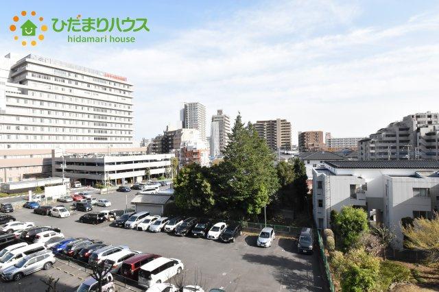 【展望】上尾市柏座3丁目 中古マンション パーク上尾弐番館