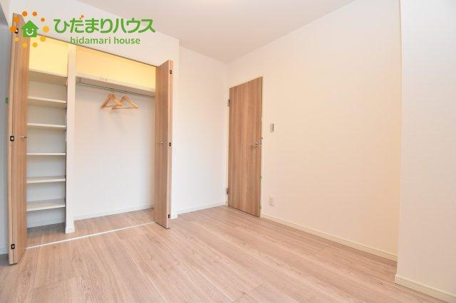 【収納】上尾市柏座3丁目 中古マンション パーク上尾弐番館