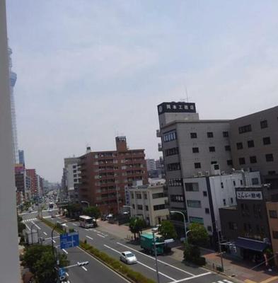 【展望】KDX吾妻橋レジデンス