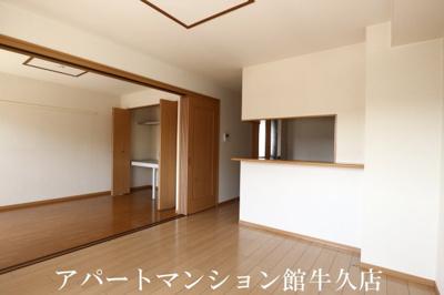 【居間・リビング】ランデュール・ドゥ