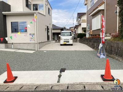 【外観】フォレクス広川町3