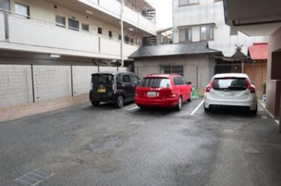 【駐車場】ベルトピア門口