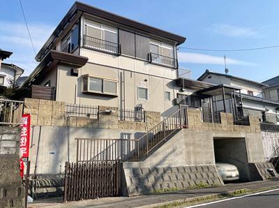 【外観】浜北区内野台 中古住宅 RE