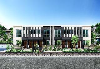 【外観】(仮称)下河原2丁目賃貸アパート新築工事