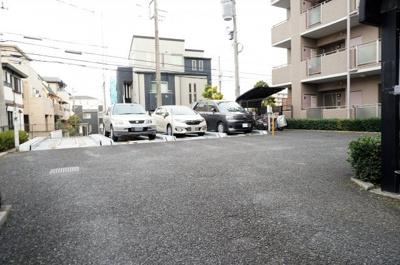 【駐車場】びゅうパルク与野本町