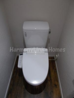 キャスバルクオーレ田端のトイレ