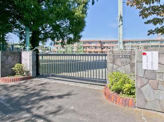 西東京市立東伏見小学校(約319m)