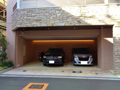 【駐車場】Mon maison Ⅰ