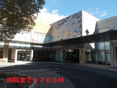 藤岡総合病院まで3700m