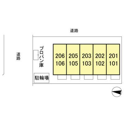 【区画図】パル2511