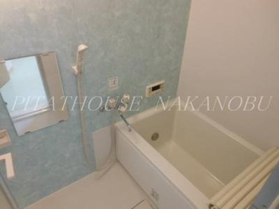 【浴室】池上レインボーマンション