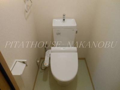 【トイレ】池上レインボーマンション