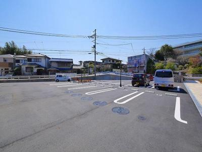 【駐車場】グランディールB(小瀬町)