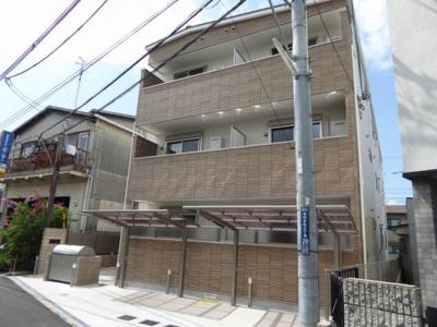 【外観】クリエオーレ稲田本町