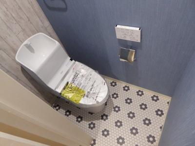 【トイレ】クリエオーレ稲田本町