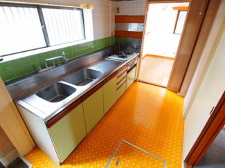 【キッチン】越智町S邸