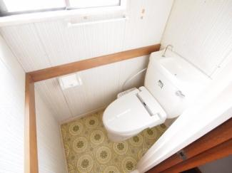 【トイレ】越智町S邸