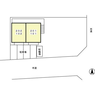 【区画図】ソフィアグレイス