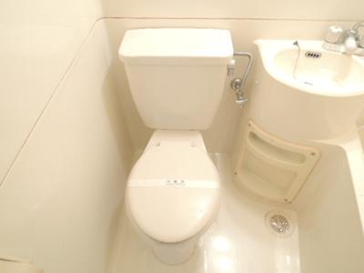 【トイレ】プレアール背戸口