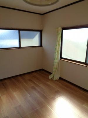 【洋室】針中野3戸建て貸家