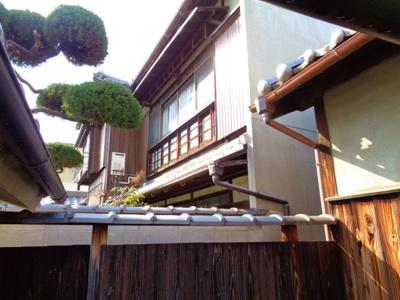 【展望】針中野3戸建て貸家