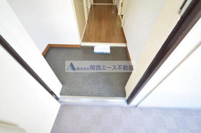 【玄関】グランドール新石切