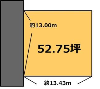 【土地図】12所団地 158万円