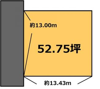 【土地図】12所団地 143万円