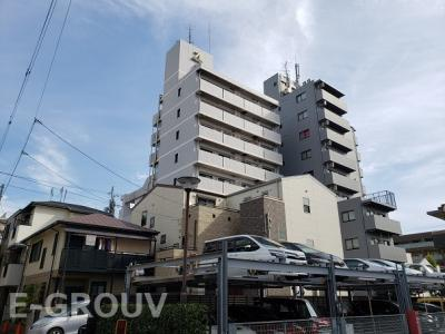 グランデール神戸【建物外観写真】