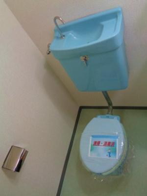【トイレ】長居パークサイドプラザ