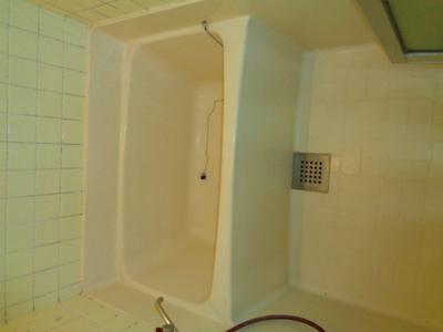 【浴室】長居パークサイドプラザ