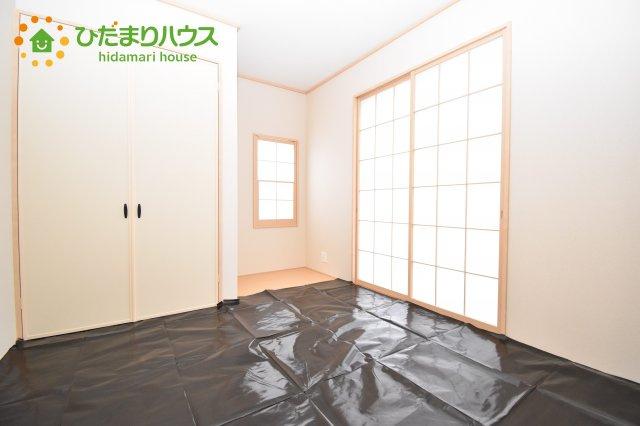 【和室】上尾市小泉7丁目 2期 新築一戸建て 05