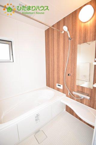 【浴室】上尾市小泉7丁目 2期 新築一戸建て 05