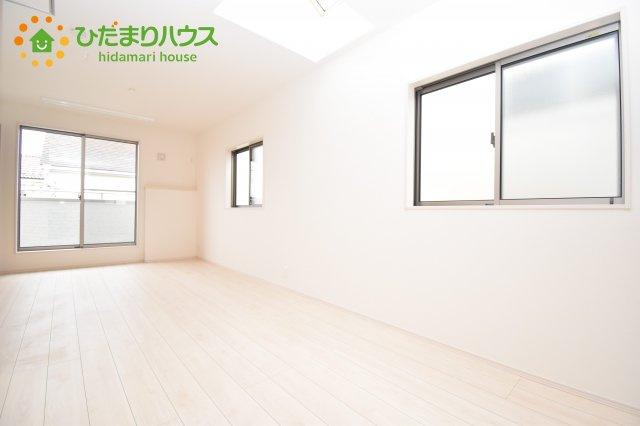 【寝室】上尾市小泉7丁目 2期 新築一戸建て 05