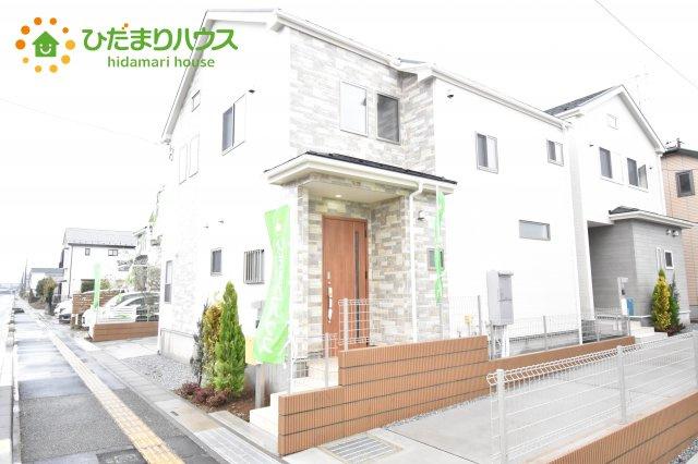 【外観】上尾市小泉7丁目 2期 新築一戸建て 05