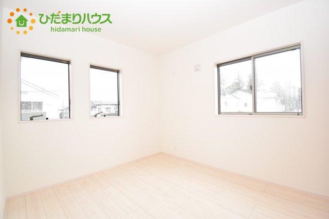 【子供部屋】上尾市小泉7丁目 2期 新築一戸建て 05