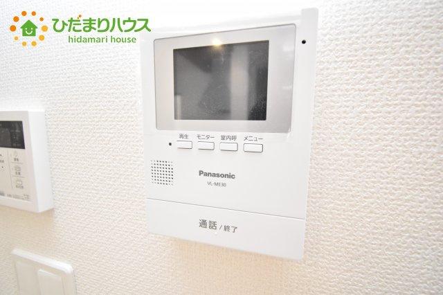 【セキュリティ】上尾市小泉7丁目 2期 新築一戸建て 05