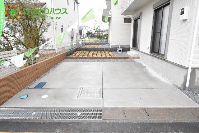 【駐車場】上尾市小泉7丁目 2期 新築一戸建て 05