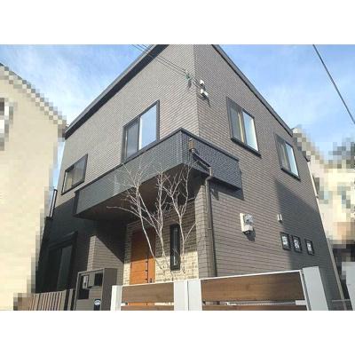 【外観】甲子園町 新築一戸建(2号地)