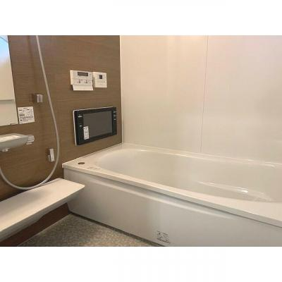 【浴室】甲子園町 新築一戸建(2号地)