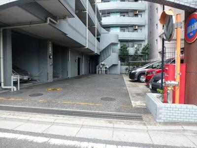 【駐車場】ライオンズマンション南浦和第2