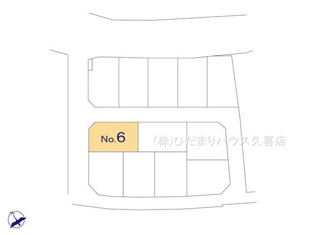 【駐車場】幸手市中5丁目 新築一戸建て 06