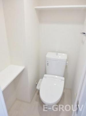 【トイレ】プレサンス新栄町ギャラント