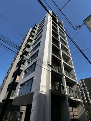 【外観】セントラルレジデンス笹塚