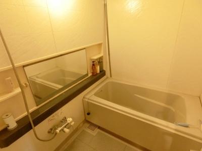 【浴室】グランアルベーラ横濱・関内