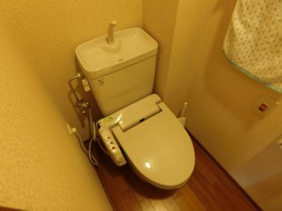 【トイレ】グランアルベーラ横濱・関内