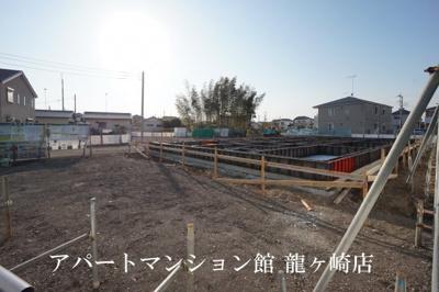 【外観】仮)阿見町阿見新築アパートA棟