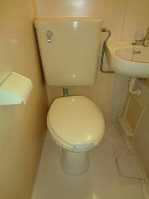 【トイレ】メゾンドファーム