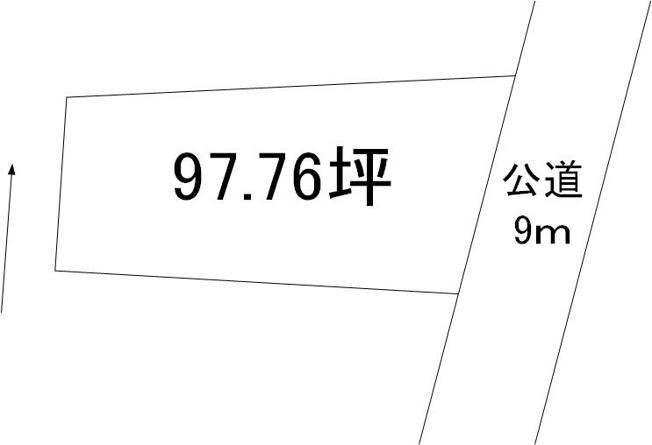【土地図】石川4丁目土地
