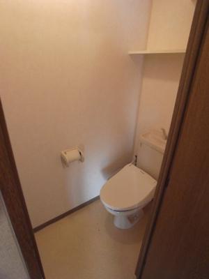 【トイレ】グレイス吹上